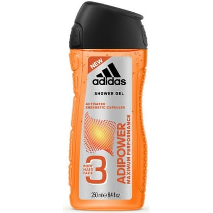 Adidas Douchegel Adipower 250 ml 3614225086205
