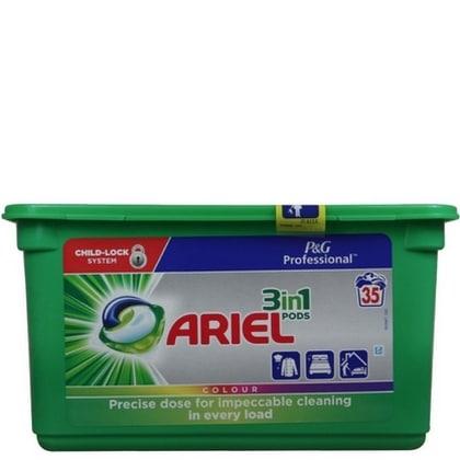 Ariel Pods 3 in1 Colour & Style 35 stuks 8001841506937