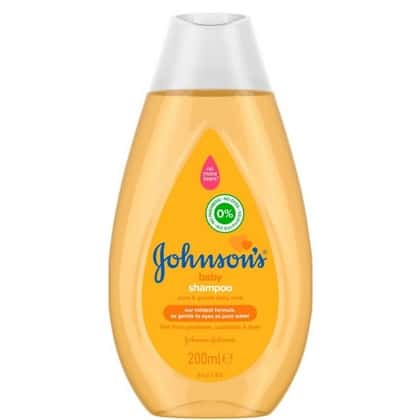 Johnson's Baby Shampoo Regular 200 ml 3574669907064
