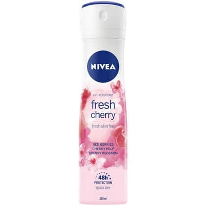 Nivea Deospray Fresh Cherry 150 ml 9005800329406