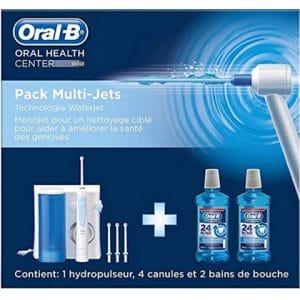 Oral-B Elektrische Tandenborstel - OralJet MD16 + 2mouthwash 4258