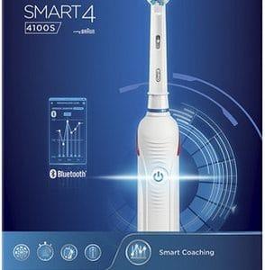 Oral-B Elektrische Tandenborstel - Smart 4100 S 4210201203391