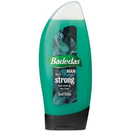 Badedas 2 in 1 Men Feel Strong 250 ml 8710908124242