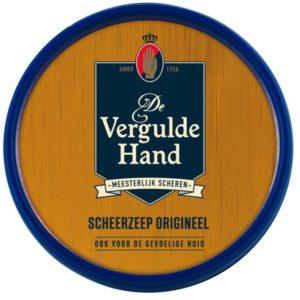 De Vergulde Hand Scheertablet - Original 75 gr 8714319206757