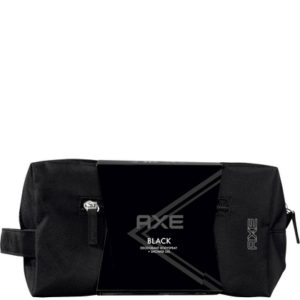 Geschenk Axe - Black Washbag Douche 250 ml, Deospray 150 ml 8712561935562