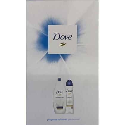Geschenk Dove - Original Douchegel 250 ml & Deospray 150 ml 8717163709702