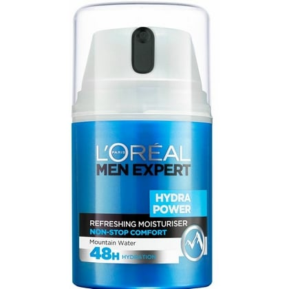 L'Oreal Gezicht Men - Creme Hydra Power 50 ml 5410103035451