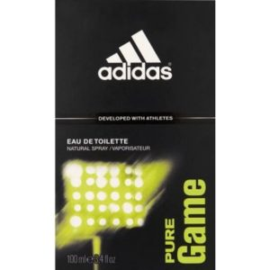 Adidas Eau de Toilette Men - Pure Game 100 ml 3607345397542