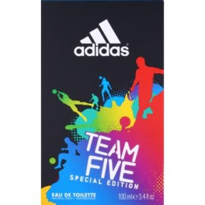 Adidas Eau de Toilette Men - Team Five 100 ml 3607346551035