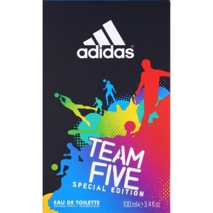 Adidas Eau de Toilette Men - Team Five 100 ml 3607346551035