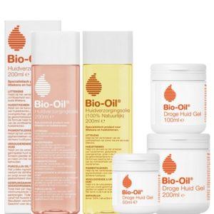 De hardlopers van Bio-Oil