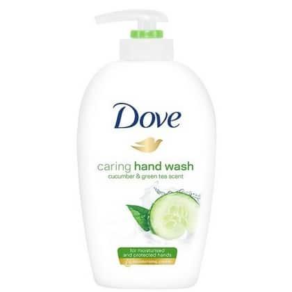 Dove Handzeep Pompje -Cucumber & Green Tea 250 ml 8717163023839