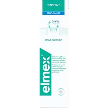 Elmex Tandpasta - Sensitive Whitening 75 ml 8718951363298