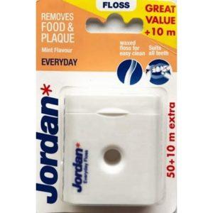 Jordan Floss - Everyday Floss 60 m. 7038513829002