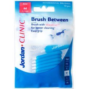 Jordan Interdentale borsteltjes - Clinic Brush Between M 7046110066034