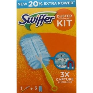 Swiffer Duster Kit - afstoffer + 3 doekjes 5410076702923