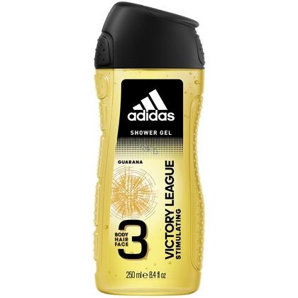 Adidas Douche & Shampoo Men - Victory League 250 ml 3607340726125