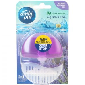 Ambi Pur Toiletblok - Lavender & Rosemary 55 ml 8435495816386