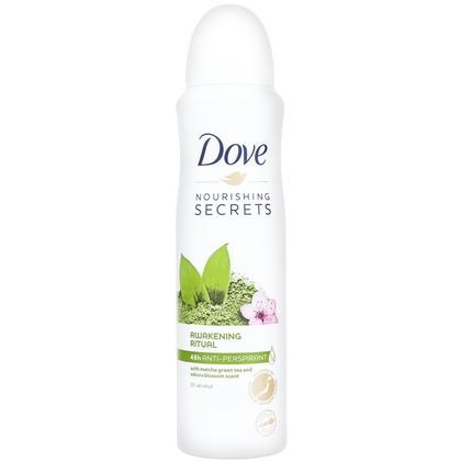 Dove Deospray - Awakening Ritual Green Tea 150 ml 8717163714898