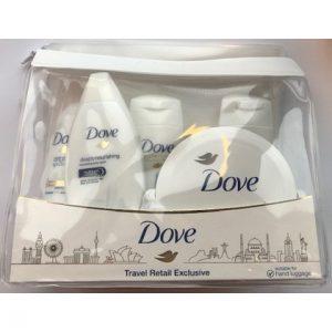 Geschenk Dove - Reistasje (5 items) 8886467014048