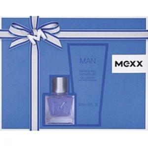 Geschenk Mexx - Man EDT 30 ml. en Man douchegel 50 ml 730870148860