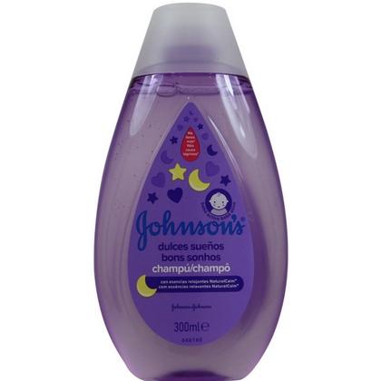 Johnson's Baby Shampoo - Bedtime 300 ml 3574669907675