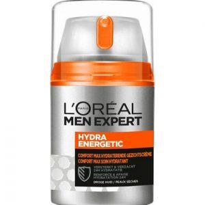 L'Oreal Gezicht Men - Hydra Energetic 50 ml 3600521055816