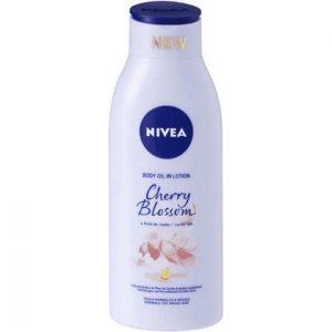 Nivea Bodylotion - Oil Cherry Blossom 400 ml 4005900392992