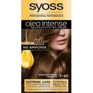 Syoss Haarverf Oleo Intense - 5-60 Caramel Bruin 5410091728427