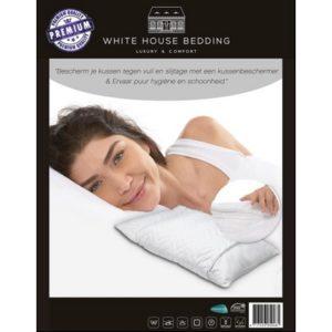 Kussenbeschermer White House Bedding Comfy 60x70 8717456050481