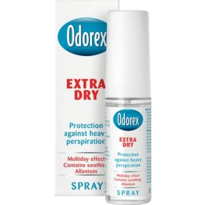 Odorex Deodorant Extra Dry Spray 30 ml 8710919133851