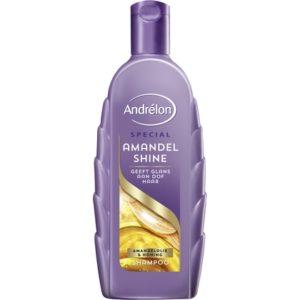 Andrelon Shampoo Amandel Shine 300 ml 8710522912836