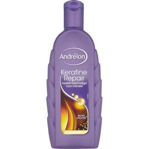 Andrelon Shampoo Keratine Repair 300 ml 8710522912782