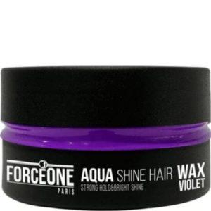 Forceone Haarwax Violet Aqua Shine Hair Wax 150 ml 8697926024313