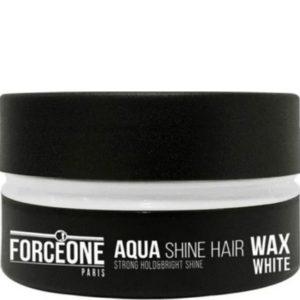 Forceone Haarwax White Aqua Shine Hair Wax 150 ml 8697926024344
