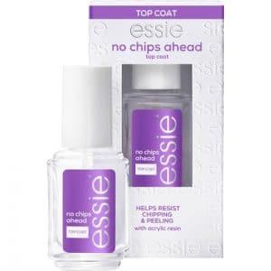 Essie Nail Gel Top Coat Etui No Chips Ahead 3600531511647