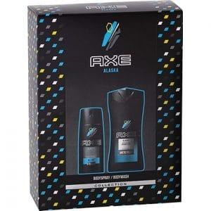 Geschenk Axe Alaska Deospray 150 ml + Douchegel 250 ml 8710522312537