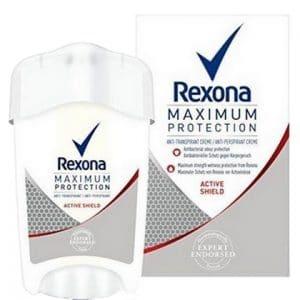 Rexona Deostick Creme Max Protection Active Shield 45 ml 8710908311512