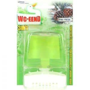 WC-Eend Toiletblok 3 in 1 Pine Fresh 55 ml 5000204926613