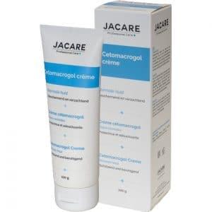 Jacare Cetomacrogol Creme 100 gr 8720256567103