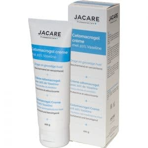 Jacare Cetomacrogol Creme 20% Vaseline 100 gr 720256567110