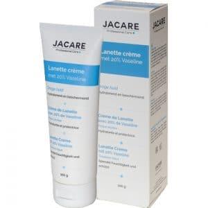 Jacare Lanette Creme 20% Vaseline 100 gr 8720256567158