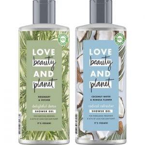 Love Beauty & Planet: duurzaam merk en goede verzorging van de huid
