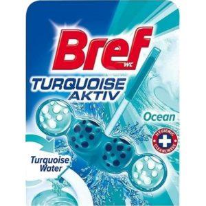 Bref Toiletblok Blue Activ Turquoise Oceaan 50 gr 3178041324717