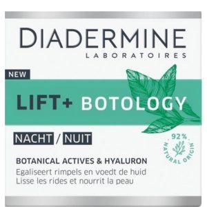 Diadermine Gezichtscreme Nacht Lift + Botology 50 ml 5410091752071