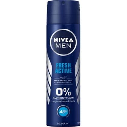 Nivea Deospray Men Fresh Active 150 ml 4005900679291