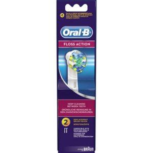 Oral-B Opzetborstels Floss Action 2 stuks 4210201849452