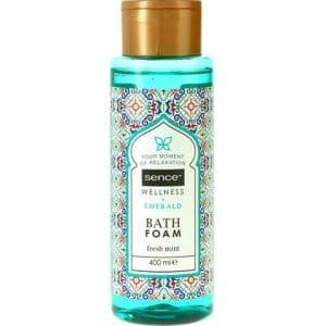 Sence of Wellness Bath Foam Emerald 400 ml 8720289262440