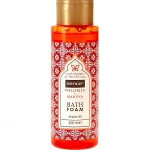 Sence of Wellness Bath Foam Manuva 400 ml 8720289262488
